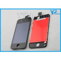 Best 3.5 Inch White / Black IPhone LCD Screen Digitizer For IPhone 4S wholesale