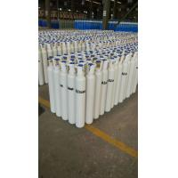 Best 40L - 80L 150 bar  Seamless Steel Compressed Gas Cylinder For High Purity Gas ISO9001 wholesale