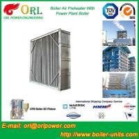 Best Water Heat CFB Boiler APH Steam Air Preheater In Cement Plant , Tubular AirPreHeater wholesale