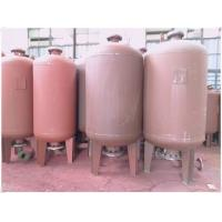 Best Fire Fighting Diaphragm Pressure Water Storage Tanks 80 Degree Operating Temperature wholesale