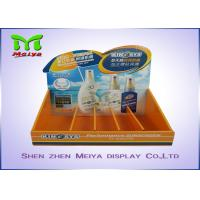 Best Practical Yellow Counter Top display Stands For Supper Market Promotion wholesale