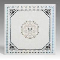Best Hot Stamping Surface Waterproof Bathroom Ceiling Panels Various Colors / Style  wholesale