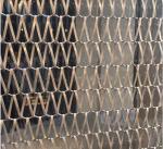 Best SS Sus 304 Grade Spiral Wire Mesh Conveyor Belt Decorative Wire Mesh wholesale
