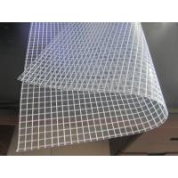 Details Of Clear Mesh Knitting Fabric Greenhouse Pvc