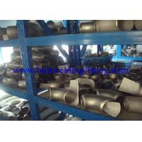 Best ASTM A234 WPB / WPC But weld fittings 1/2'' To 48'' SCH10 To SCHXXS ASME / ANSI B16.9 wholesale