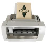 Best High Precision Sheet Fed Label Cutter , Small Size Label Cutting Machine VCT - LCS wholesale