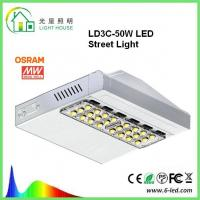Best Osram Meanwell Driver LED Street Light Lamp 160 LM / W Outdoor Street Lighting wholesale