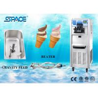Best 3 Flavor Commercial Single Phase Soft Serve Ice Cream Machine Low Working Noise wholesale