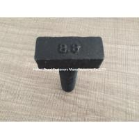 Best Precise Black Steel Bolts / Stainless Steel Nuts And Bolts Stamping Process wholesale