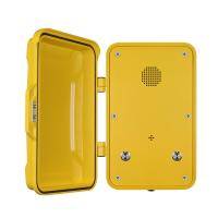 Best Hands Free Industrial Analog Telephone Aluminum Alloy Case For Hazardous Areas wholesale