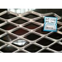 Best Hot Dipped Galvanized Expanded metal Mesh With 2 mm Thickness And 18mm × 50mm wholesale