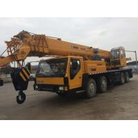 Best Hydraulic Second Hand Truck Cranes XCMG 88s Luffing Time 40% Grade Ability wholesale