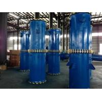 Quality Wendel enamel and baos steel Glass Lined Equipment , Glass lined column wholesale