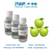Best Fruit Concentrate Liquid Flavors/ Green Apple Flavor used for nic Liquid/ vape wholesale