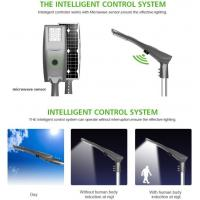 Best Intellegence Solar Energy All In One LED Street Light 10w 20w 30w 40w 50w For Landscape wholesale