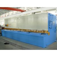 Best 15kw Electric Hydraulic Shearing Machines Metal Sheet Cutting Tools wholesale