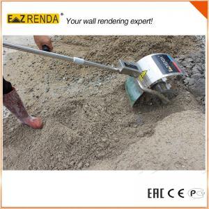 Best Durable Material Concrete Mobile Mixer , Cement Mixture Machine Move Freely wholesale