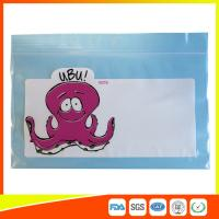 Best Transparent / Colored Packing Ziplock Bags Airtight For Electronic Items Storage wholesale