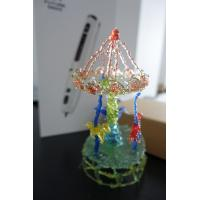Cheap Colorful 3D Print Pen Printer With Small Size And Children Safety Switch As 3D for sale