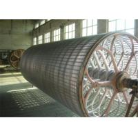 Best High Speed Paper Machine Parts , Stainless Steel Cylinder Mould Diameter 1250mm wholesale