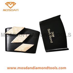 Best HTC Ez Change Soft Bond Triple Rhombus Grinding Blades wholesale