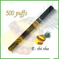 Best Harmless 600puffs Disposable e Cigs Eco Electronic Cigarettes L130mm × D12mm wholesale