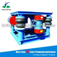 Best price for vibrating table for concrete mould with double motor wholesale