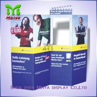 Best Foldable Promotion Display Stand / Recycled Cardboard Photo Display Stand wholesale
