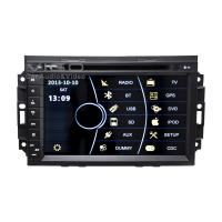Best Car Stereo Sat Nav For Chrysler / Jeep / Dodge With Bluetooth wholesale