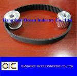 Best Rubber Timing Belt Power Transmission Belts Type 3M 5M 8M 14M 20M wholesale