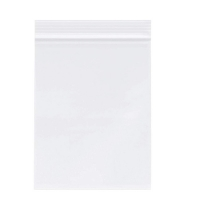 Buy cheap Clear Plastic Ziplock Reclosable Poly Bags 2mils Waterproof from wholesalers