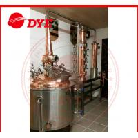 Best Stainless Steel Moonshine Still  Kits With Dephlegmator 3mm Thickness wholesale