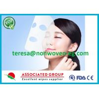 Best Pure Moisture Mask Sheet Needle Punched Non Woven Fabric Fit All Skin Types wholesale