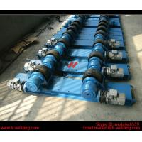 Best Bolt Adjustable Fit Up Pipe Welding Rotator For Shell 2T - 60 Ton Tank Rotator Equipment wholesale