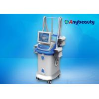 China Four Handles Fat Freezing Machine With Vacuum , Cryolipolysis Body Slimming Machine on sale