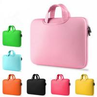 Best Shock Absorption Pink Womens Laptop Bag Customed Washable With Carry Handles wholesale