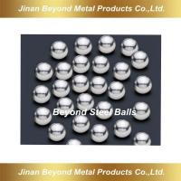 China AISI 420C 440C  G1000 stainless steel balls on sale