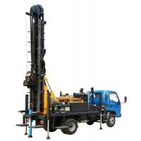 Best KW20 Hydraulic Truck Mounted Water Well Drilling Rig wholesale