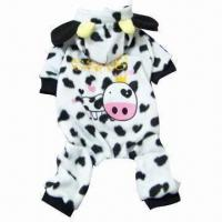 China Fashionable Pet Winter Clothes for Dogs, Made of Double-faced Fleece, Available in Various Sizes on sale