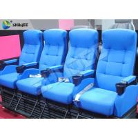 Best Vibration 4D Movie Theater System Change Cinema Experience Into A Thrilling Journey wholesale