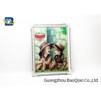 Cute Kid 3D Lenticular Pictures Wall Decoration Picture For Home Decoration