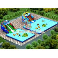 Best Strong PVC Square Swimming Pool For Water Park / Advertisement / Clubs wholesale