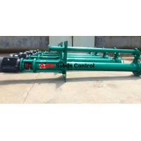 Cheap Durable reliable submersible slurry pump used in drilling mud solids control for sale
