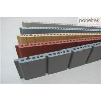 Best Colorful Exterior Facade Panels F18 , Constructed Terracotta Building Material  wholesale