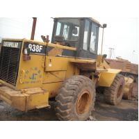 Best ROPS Second Hand Wheel Loaders CATERPILLAR 938F , Front End Loader For Tractor wholesale