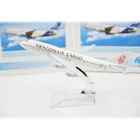 Best Asian Dragon Air Cargo Stand Scale Model Airplanes  , Child Gift Resin Airplane Model Kits wholesale