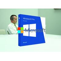 Best 100% Original Win 8.1 Pro Pack Retail box 64/32 bit OS Multi Language Software wholesale