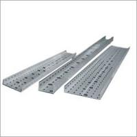 Best Customized Light weight galvanized FRP / GRP Perforated Cable Tray with high stiffness wholesale