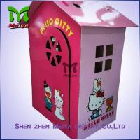Cheap Custom Painting Corrugated Cardboard Kids Toys Eco - friendly Paperboard for sale