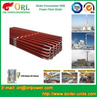 Best 100 Ton Natural Gas Boiler Economiser In Thermal Power Plant Non Toxic wholesale